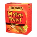 L-Hollandia MatzeToast naturel 100 gram 8710536000031